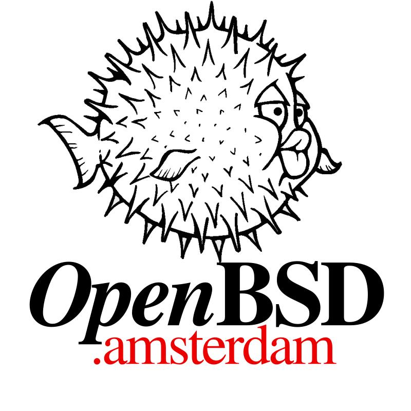 OpenBSD Amsterdam